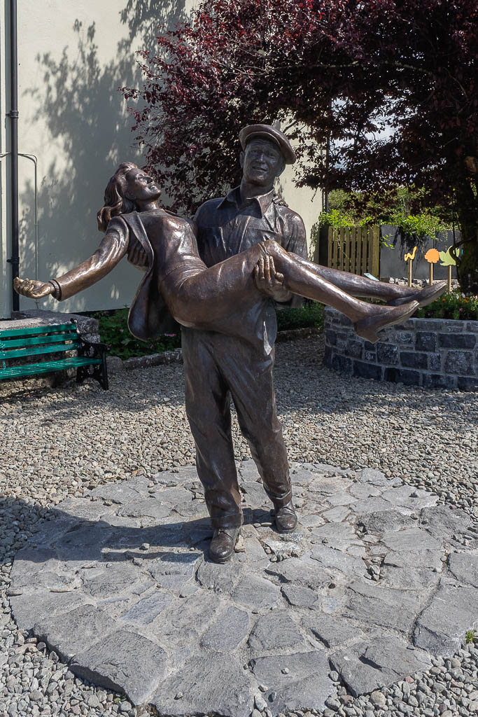 The Quiet Man, Village of Cong