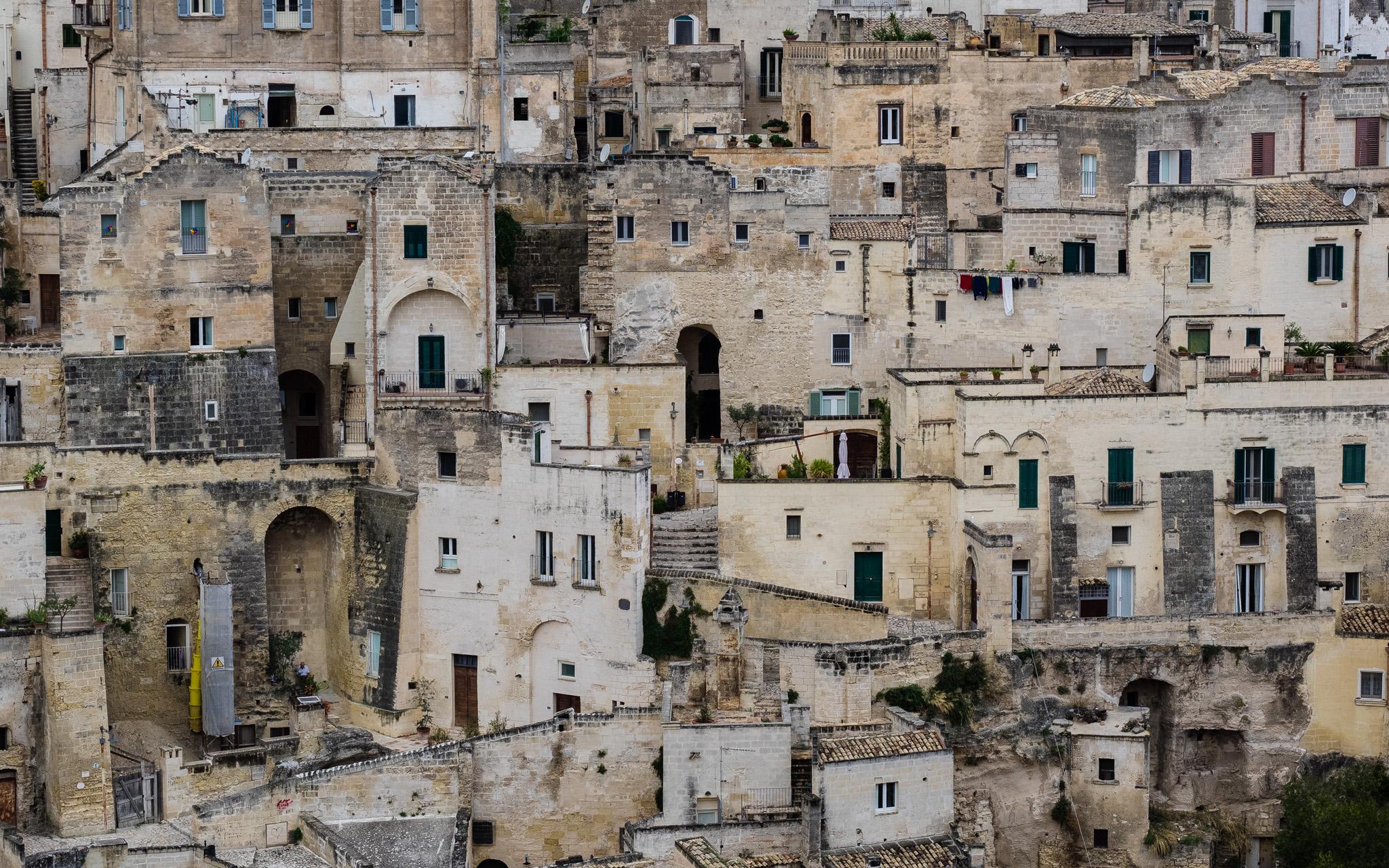 Sassi, Matera, Basilicata, Italy