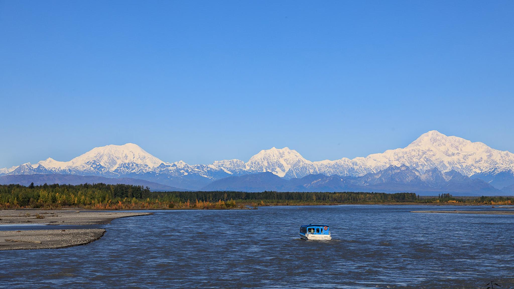 Denali, Alaska, USA